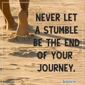 Is adversity...